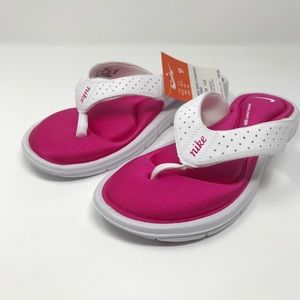 e420addc685c Nike Shoes - Nike Comfort thong flip flop